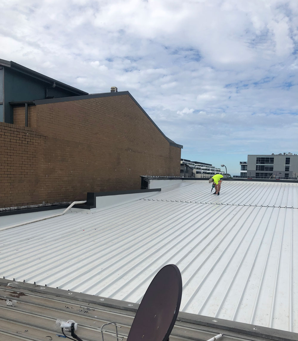 Commercial Roofing Contractors Sydney | City2Surf Roofing