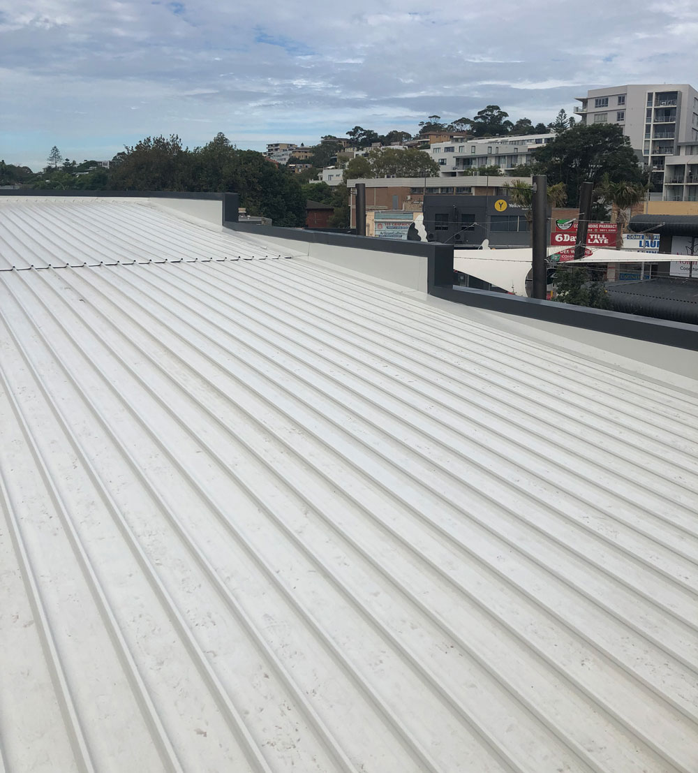 Commercial Roofing Systems | City2Surf Roofing Sydney