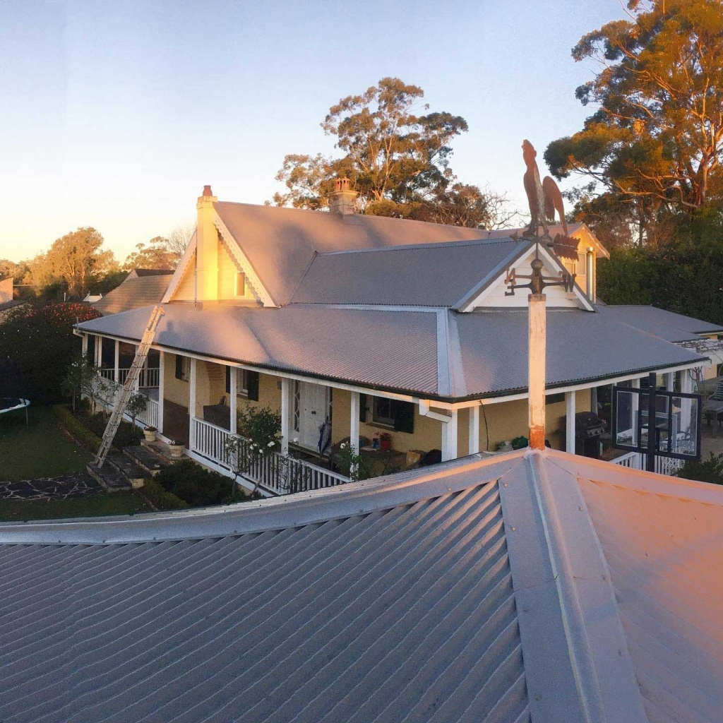What Metal Roof Colour Is Best | City2Surf Roofing Sydney