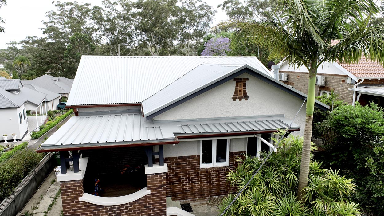 Metal Roofing Sydney   City2surf Roofing