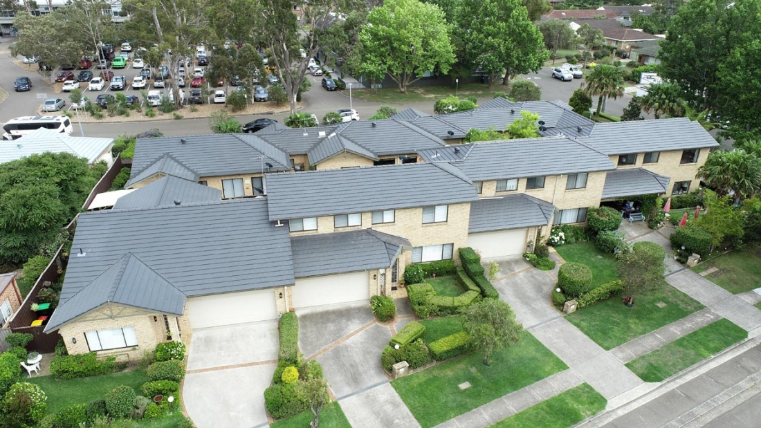 Killarney Heights Tile Roofing | City2surf Roofing