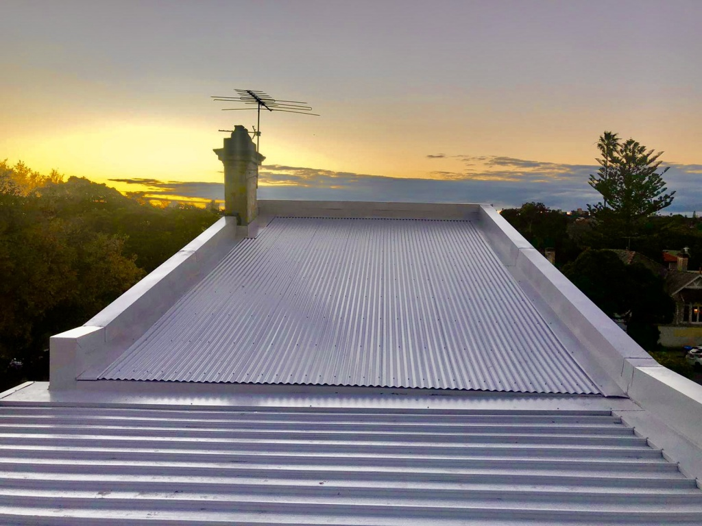 How to Efficiently Clean Your Metal Roof   City2Sur Roofing Sydney