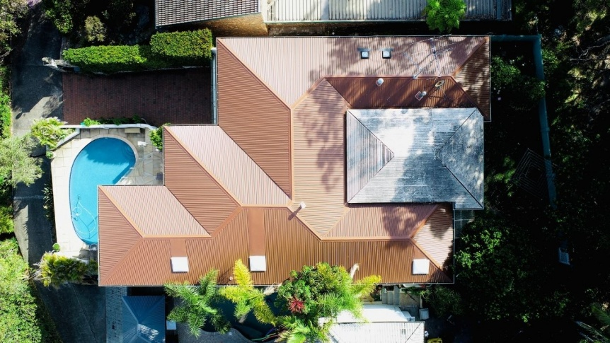 Colorbond Metal Roofing | Northern Beaches | City2surf Roofing