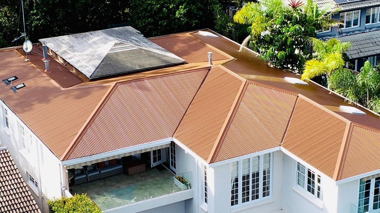 Can you install a skylight in a metal roof