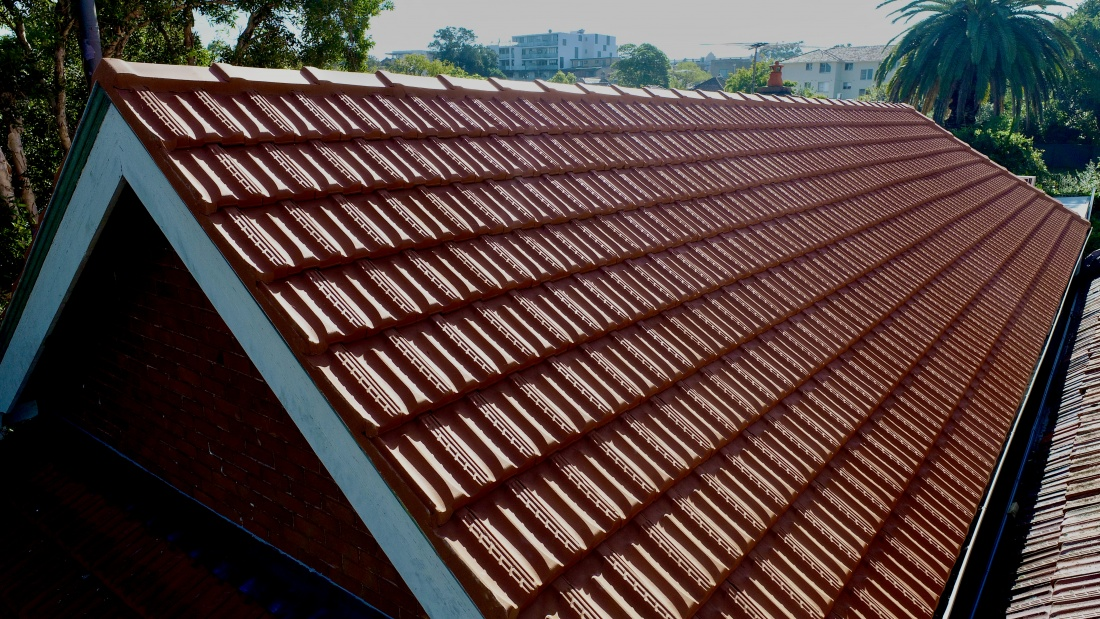 Terracotta Tile Roofing   Dulwich Hill Sydney   City2surf Roofing
