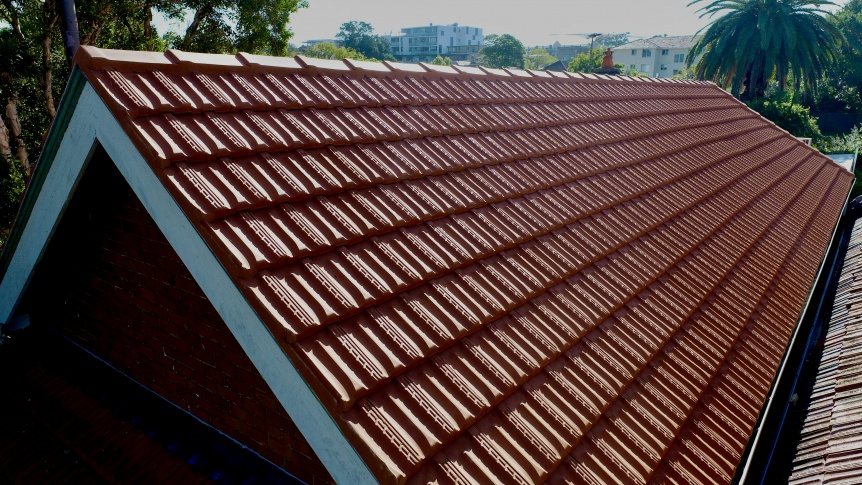 Terracotta Tile Roofing | Dulwich Hill Sydney | City2surf Roofing