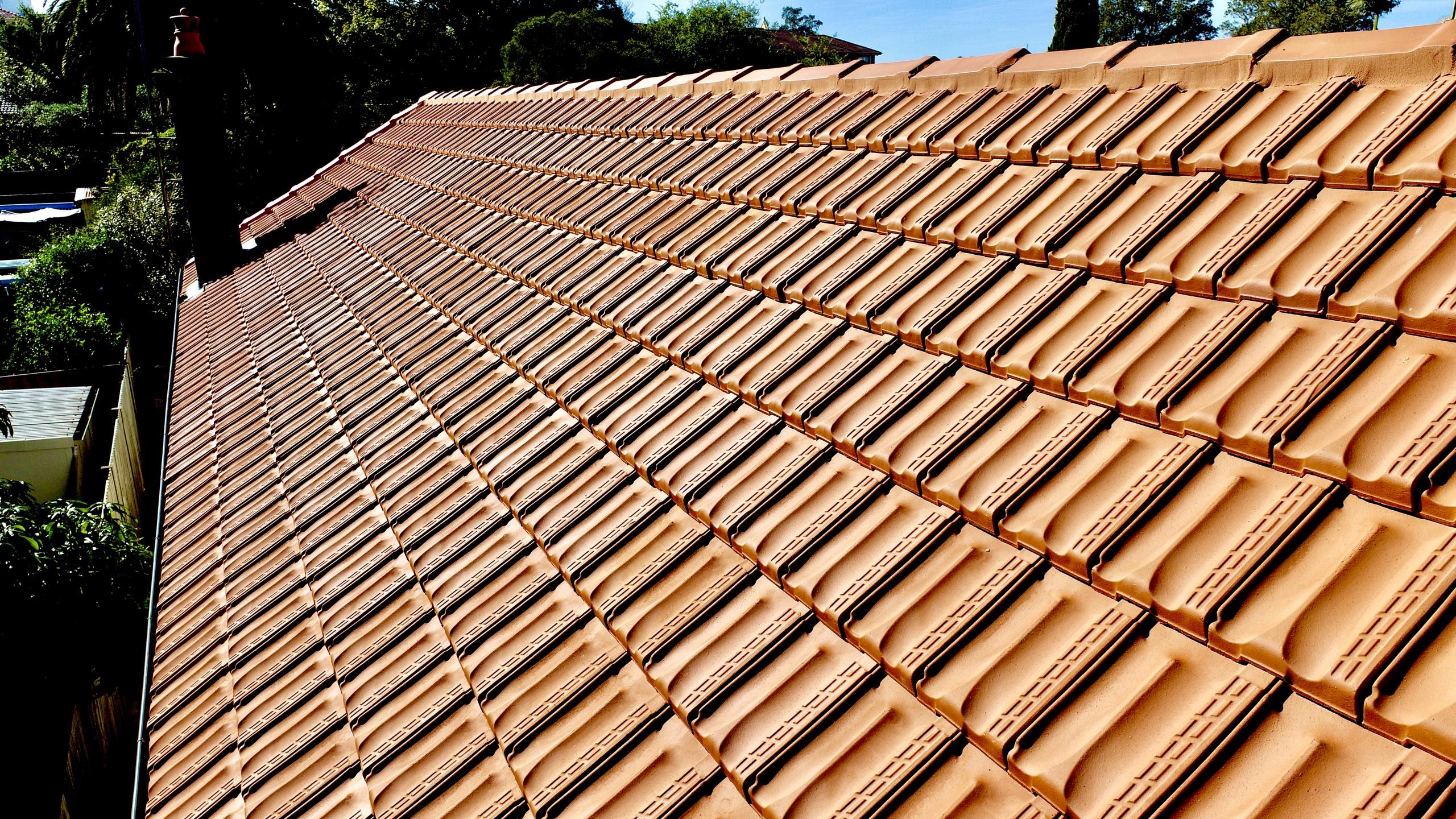 Terracotta Roof Tiles | City2surf Roofing Sydney