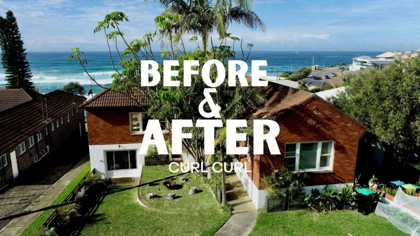 Northern Beaches Metal Roofing | Before & After