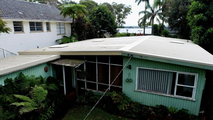 Colorbond Trimdek Roofing Installation | Northern Beaches by City2surf Roofing Sydney