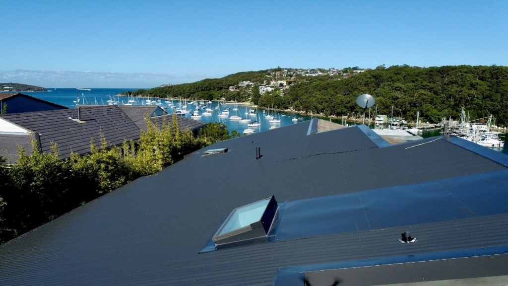 Colorbond Roofing Installers   Northern Beaches by City2surf Roofing