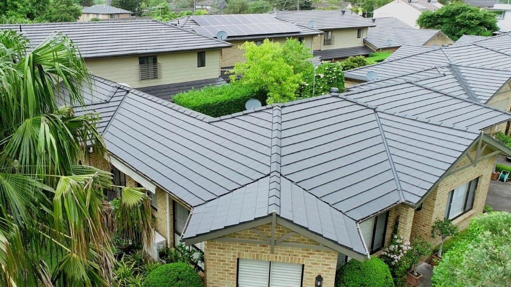 Terracotta or Concrete Tiles | CSR Soho Nights | City2surf Roofing